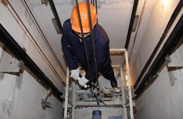 """Чиновники присвоили миллион гривен на ремонте лифтов. """" Антикорупційний Рух"""